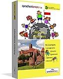 Polnisch-Kindersprachkurs von Sprachenlernen24: Kindgerecht bebildert und vertont für ein spielerisches Polnischlernen. Ab 5 Jahren. PC CD-ROM für Windows 10,8,7,Vista,XP / Linux / Mac OS X