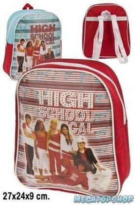 Sac A Dos High School Musical Rouge Rouge Rouge B003RQ7OAS | De Nouvelles Variétés Sont Introduites L'une Après L'autre  709554