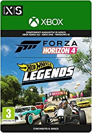 Forza Horizon 4 Pacchetto auto Hot Wheels Legends | Xbox & Windows 10 - Codice down