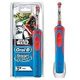 Oral-B Çocuklar İçin Şarj Edilebilir Diş Fırçası Star Wars Özel Seri, Çok Renkli