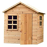 Big Game Hunters Evermeadow House Wooden Playhouse (Playhouse)