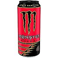 Monster Energy Lewis Hamilton 44 500ml PMP 1,19 (Pack de 12 x 500
