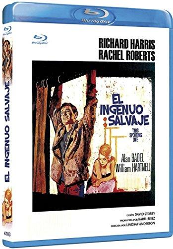 Sporting Life Richard Harris (El Ingenuo Salvaje Blu Ray This Sporting Life 1963 [Blu-ray])