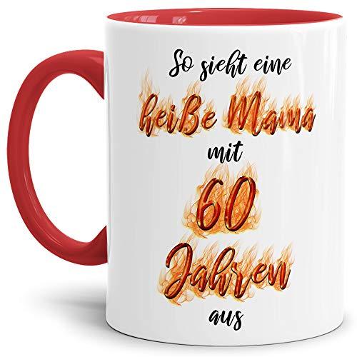 heiße Mama mit 60 Jahren aus