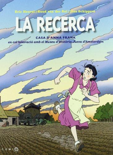 La recerca: Casa d¿Anna Frank (Comic Books)