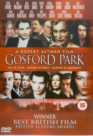 Gosford Park [DVD] [2001] by Eileen Atkins