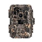 TEC.BEAN 12MP 1080P HD Wildkamera mit 120 Grad Weitwinkel, 940nm No-Glow Infrarot Fotofalle, 23m Nachtsicht, Wasserdicht IP66, 2,0 Zoll LCD-Display
