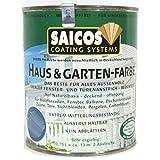 Saicos Haus und Gartenfarbe 2850 braun 2.5 Liter