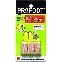 ProFoot Vita-Gel Corn Wraps, 3 ct. (Pack of 3) by Profoot preisvergleich bei billige-tabletten.eu