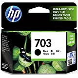 HP Deskjet 703 Ink Cartridge (Black)