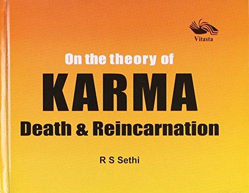On the Theory of Karma por R.S. Sethi