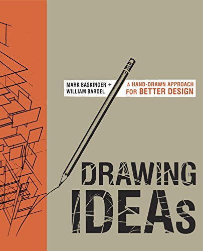 Drawing Ideas: A hand-drawn approach for better design por Mark Baskinger