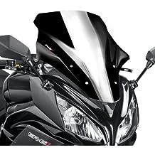 Cupula Racing Puig Kawasaki ER-6f 12-14 black