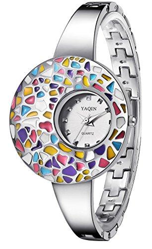 a4b2f451afa1 Inwet Único Mujer Reloj de Cuarzo