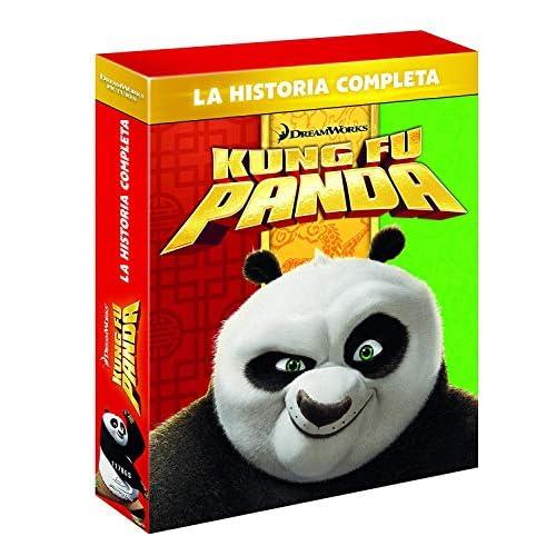 Kung Fu Panda 1-3 [Blu-ray] 3