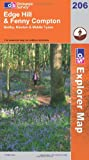 Edge Hill and Fenny Compton (Explorer Maps) (OS Explorer Map)