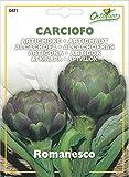 Hortus 17CRC0421 Maxi Busta Ortovivo Carciofo Green Globe, 12x0.2x16.5 cm