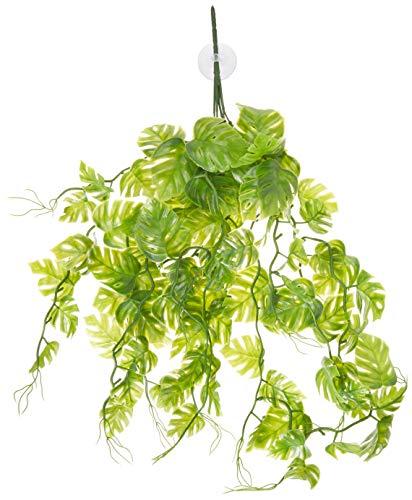 Penn-Plax Reptologische Rankenpflanze für Reptilien, 61 cm, Grün