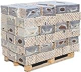 mumba 960 kg Pinikays Eichenbriketts Holzbriketts sauber auf Palette geliefert