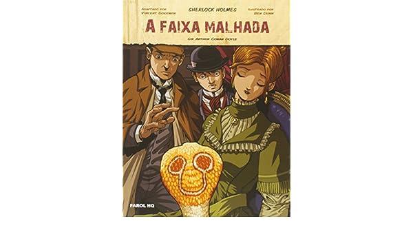 A FAIXA MALHADA SHERLOCK HOLMES EPUB