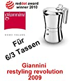 Giannini 3006010 Espressokocher