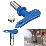 EsportsMJJ Blue Airless Spray Gun Tips 5 Series 15-31 For Wagner Atomex Graco Titan Paint Spray Tip -21