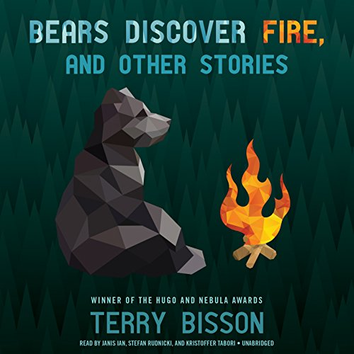Bears Discover Fire, and Other Stories  Audiolibri