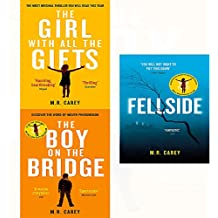 M. r. carey girl with all the gifts series 3 books collection set