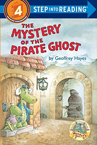 The Mystery of the Pirate Ghost: An Otto & Uncle Tooth Adventure (Step into Reading) por Geoffrey Hayes