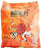 Taiyo Pluss Aquarium Discovery Special Fish Food 1Kg - 5Mm Pellet Colourful Aquarium