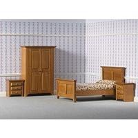 The Dolls House Emporium Country Bedroom Set, 4 pcs (L)