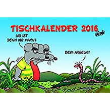 Stand-Tischkalender 2016