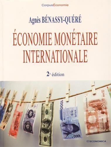 Economie montaire internationale, 2e d.