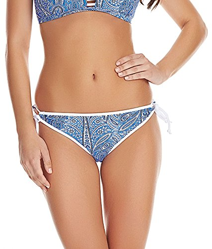 freya-summer-tide-4473-tie-side-bikini-brief-bottoms-beachwear-denim-blue-small