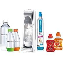 SodaStream Cool Super-Spar-Pack Grau