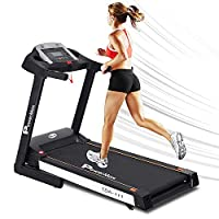 PowerMax Fitness TDA-111 (4HP Peak) Motorized Treadmill with Free Installation, Home Use & Automatic Incline
