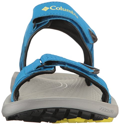 Columbia Techsun, Scarpe Sportive Outdoor Uomo Blue Magic, Zour