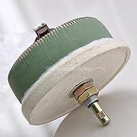 Electrónica-salón 100 W 1 K OHM leddirect bobinadas potenciómetro, reostato, resistor Variable.