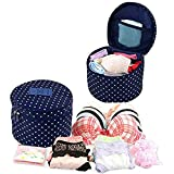 #5: Traveling Underwear Storage Pouch  Innerwear Lingerie Toiletry Storage Holder Bag   Multipurpose Use Travel Pouch Round Organizer Bag   Waterproof Organizer Bag Pouch (Color May Vary)