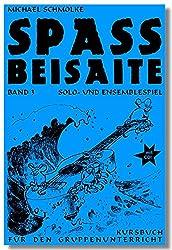 SPASS BEISAITE, Band 3: Solo- und Ensemblespiel. Mit CD.