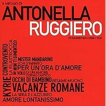 Il meglio di Antonella Ruggiero