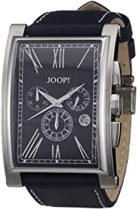 Joop Herren-Armbanduhr Curve Chrono Analog Quarz JP100331F02