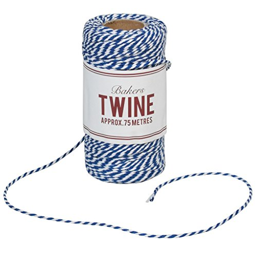 cotton-bakers-twine-75m-choice-of-colour-navy-blue-white-