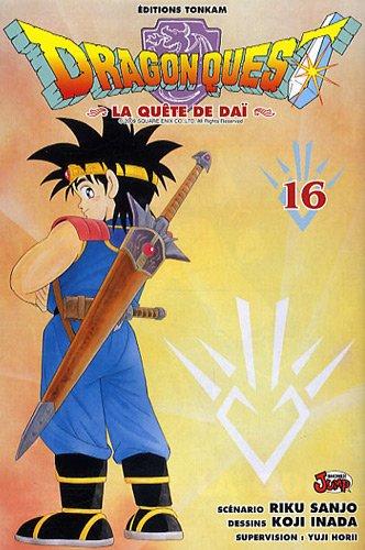 Dragon quest - La quête de Dai Vol.16