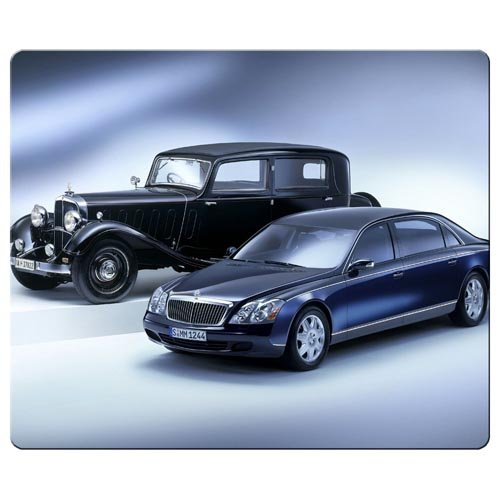30x25cm-12x10inch-gaming-mouse-mat-accurate-cloth-antislip-rubber-rubber-and-cloth-design-maybach-ca