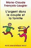 L'argent dans le couple et la famille