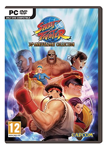 Street Fighter 30th Anniversary Collection (PC DVD) [Edizione: Regno Unito]