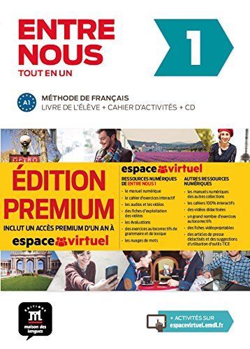 Entre Nous 1 Edición Premium: Tout En un Premium