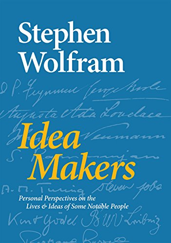 Idea Makers: Personal Perspectives on the Lives & Ideas of Some Notable People (English Edition)