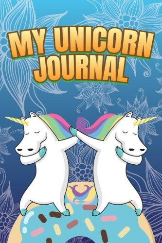 My Unicorn Journal: Blank Lined Notebook V57 por Dartan Creations